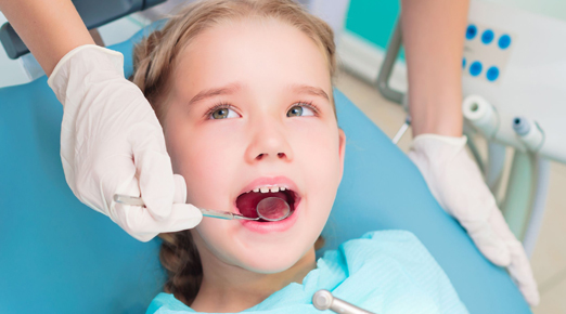 dental child care benefits