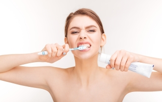 Common Brushing Mistakes