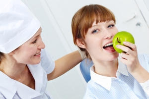 what fruits to eat for healthy teeth