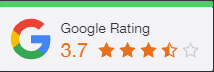 Our Google Rating